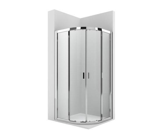 Ura   MR shower screen by ROCA   Shower screens