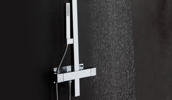Tower by Aquademy | Shower controls