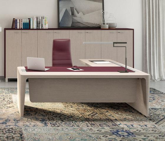X10 by Quadrifoglio Group | Desks