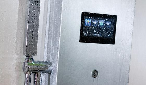 Viva Steam by Aquademy | Shower controls