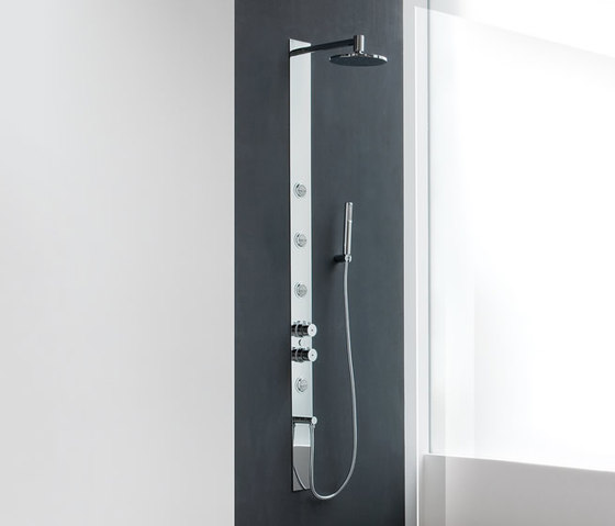 Well Tonda by Aquademy | Shower controls