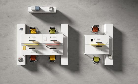 X5 by Quadrifoglio Group | Desks