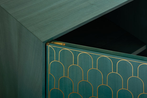 Shamsian Nizwa cabinet by Bethan Gray | Sideboards
