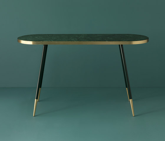 Band Marble Console Table Console Tables From Bethan