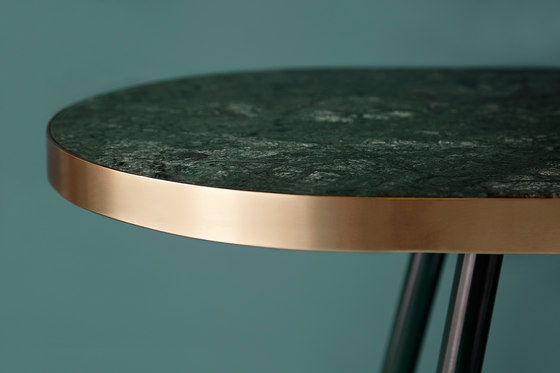 Band marble console table von Bethan Gray   Konsoltische