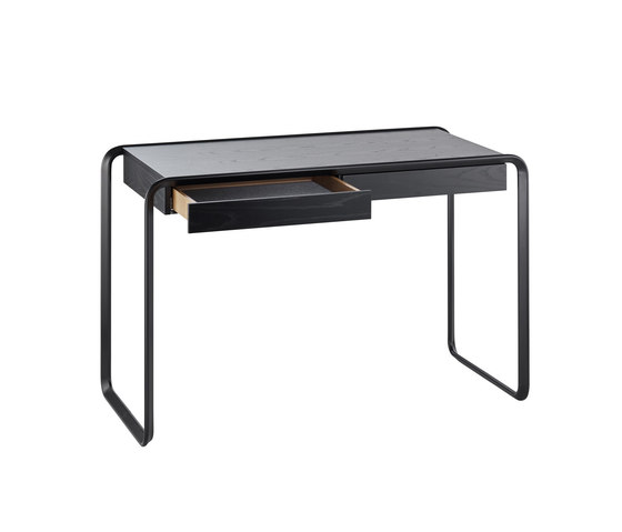 K2C Oblique-coffee table with 2 drawers de TECTA | Mesas consola