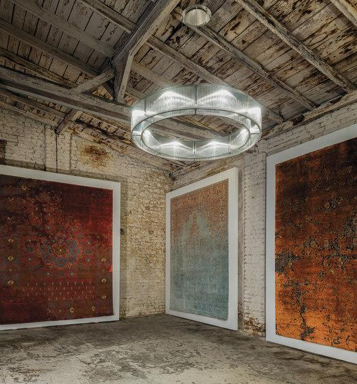 Stilio Uno 1200 de Licht im Raum | Suspensions