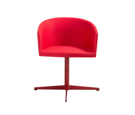 Barclay von B&T Design | Besucherstühle