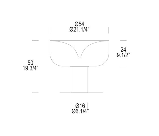 Aella T de Leucos | Luminaires de table