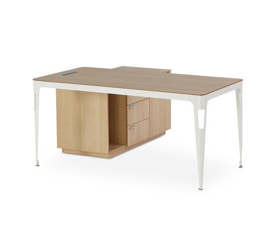 Escape von B&T Design | Tischsysteme