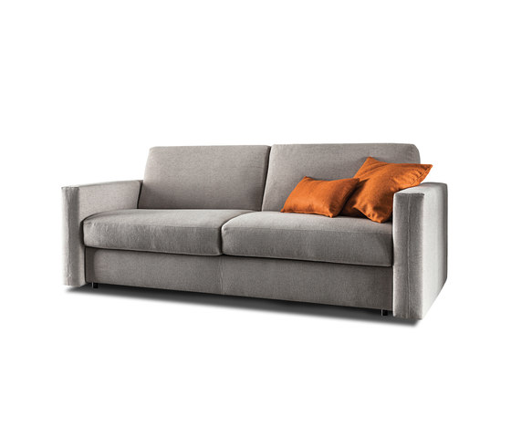 2200 Squadroletto Sofa bed by Vibieffe   Sofas