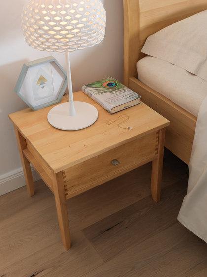 sesam table de chevet tables de chevet de team 7. Black Bedroom Furniture Sets. Home Design Ideas