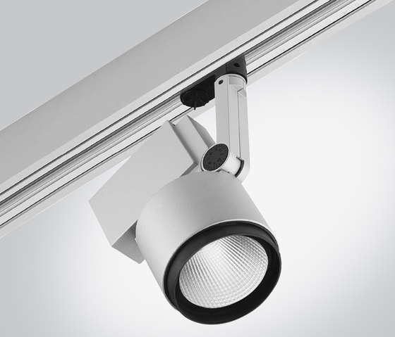 Fobo 2 | reflector by Arcluce | Ceiling-mounted spotlights