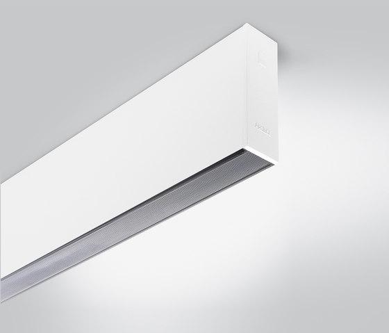 Rigo 30 | ceiling bulging prismatic de Arcluce | Éclairage général