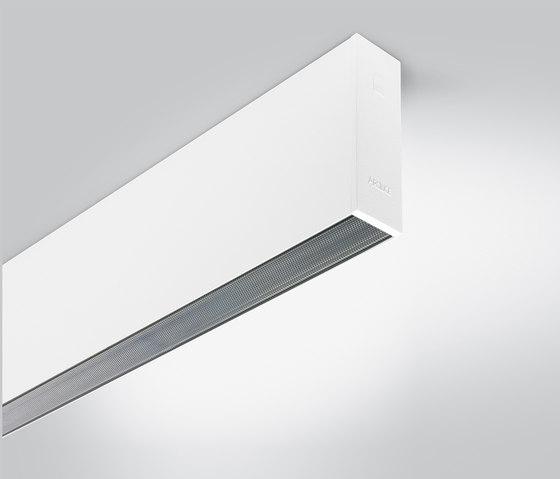 Rigo 30 | ceiling flush prismatic de Arcluce | Plafonniers