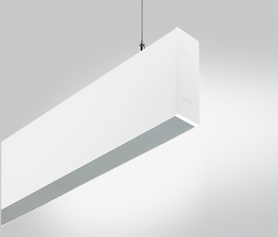 Rigo 30 | suspended opal de Arcluce | Suspensions