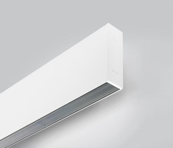 Rigo 30 | wall flush prismatic de Arcluce | Éclairage général