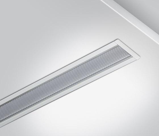Rigo-In 30 | flush prismatic de Arcluce | Plafonniers encastrés