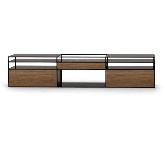 Jest TV di B&T Design | Credenze multimediali