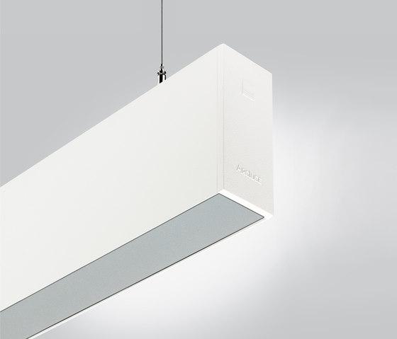 Rigo 50 | suspended opal de Arcluce | Suspensions