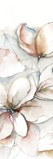 Wonderwall   Lotus B by Cotto d'Este   Ceramic panels