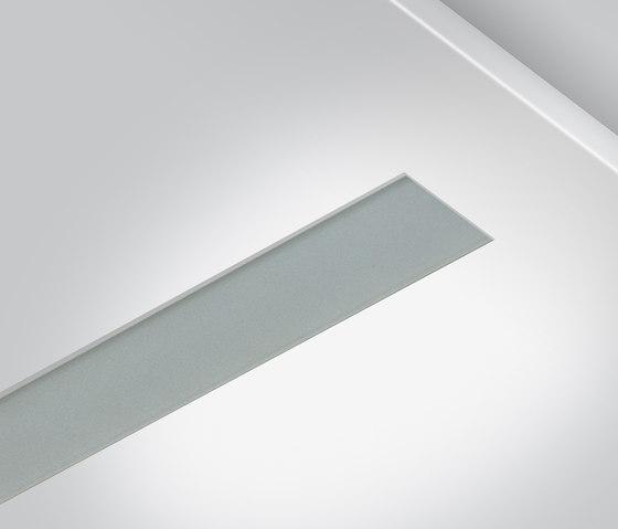 Rigo 50 | trim opal de Arcluce | Lámparas empotrables de techo