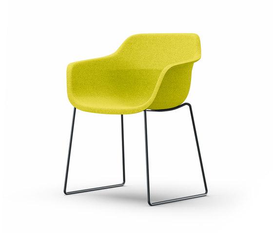 crona felt 6325/A by Brunner | Chairs