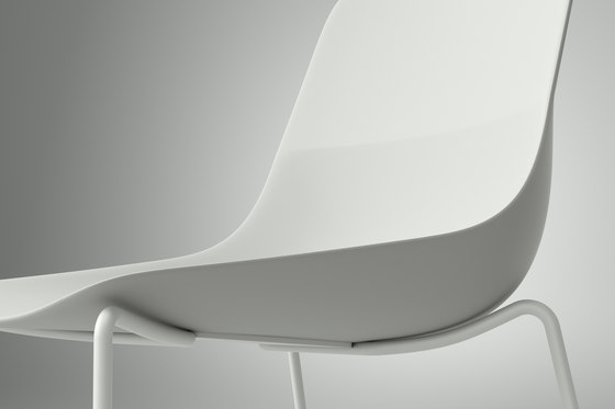 crona light Chair 6305 by Brunner | Visitors chairs / Side chairs