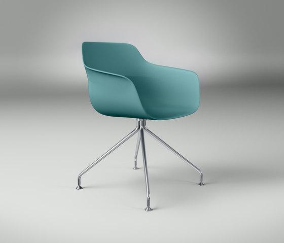 crona light Chaise 6311/A de Brunner | Chaises