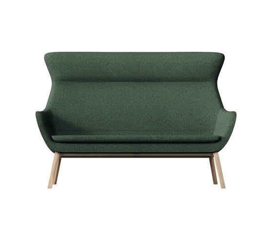 crona lounge Sofa 6388/AH by Brunner | Lounge sofas