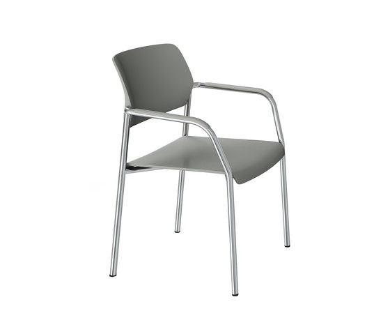 magma 4006/A de Brunner | Chaises polyvalentes