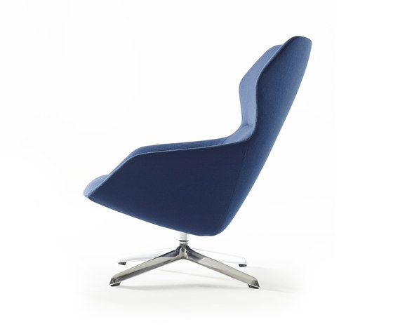 ray lounge 9241 de Brunner | Sillones