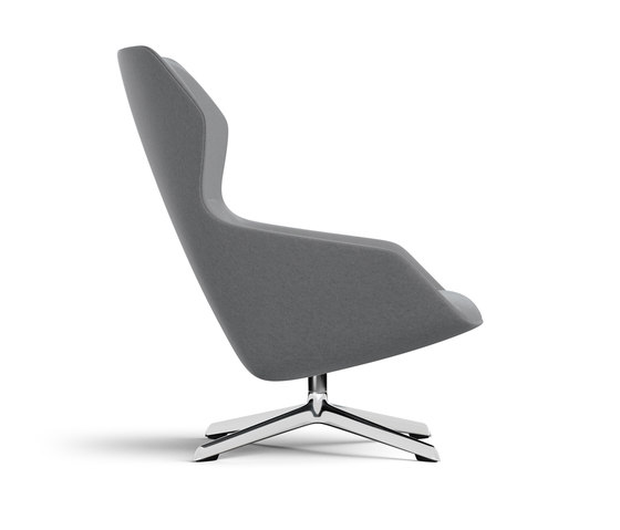 ray lounge 9241 by Brunner | Armchairs
