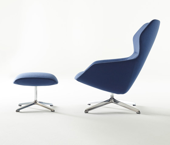 ray lounge 9241 / 9247 by Brunner | Armchairs