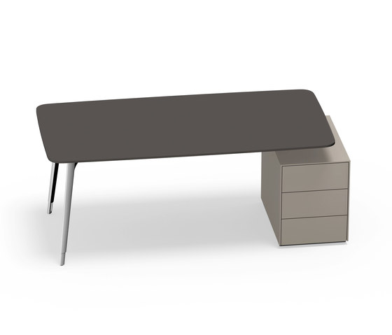 Keypiece Management Desk by Walter K. | Individual desks