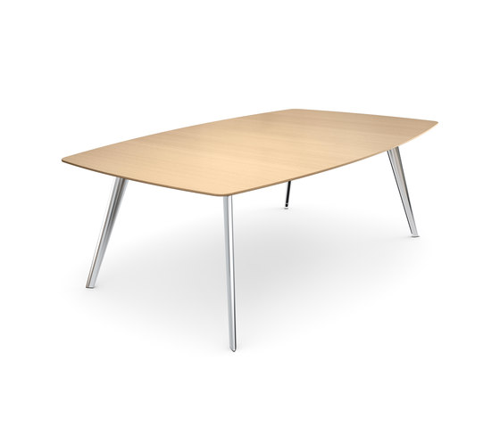 ray table 9310 by Brunner | Contract tables