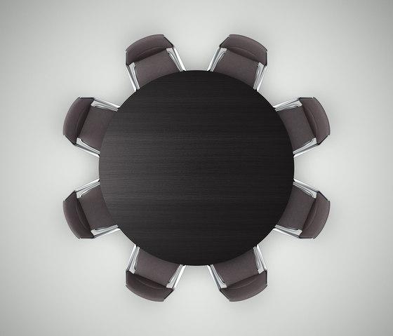 ray table 9312 de Brunner | Mesas de conferencias