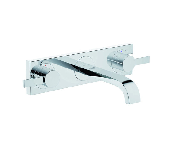 """Allure Three-hole basin mixer 1/2"""" S-Size by GROHE 