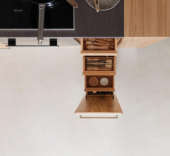 rondo k che einbauk chen von team 7 architonic. Black Bedroom Furniture Sets. Home Design Ideas