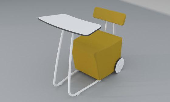 Oli de Nurus | Lounge sièges de travail