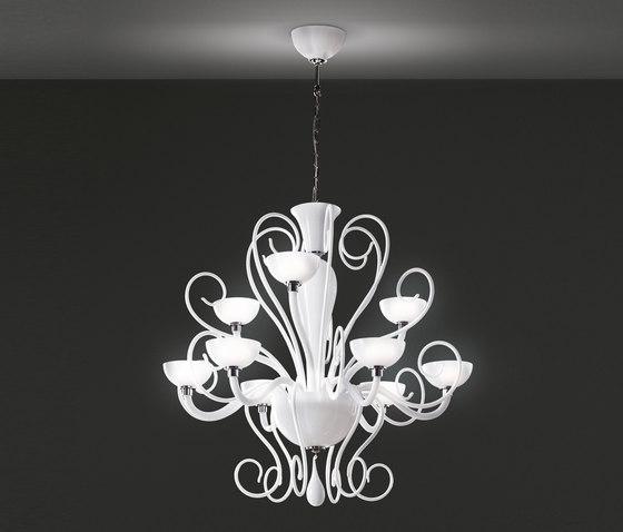 Bolero L9 de Leucos | Lámparas de araña