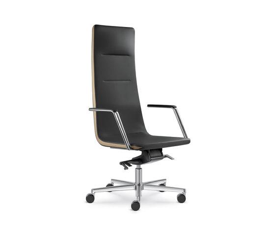 Harmony 820-h von LD Seating | Managementdrehstühle