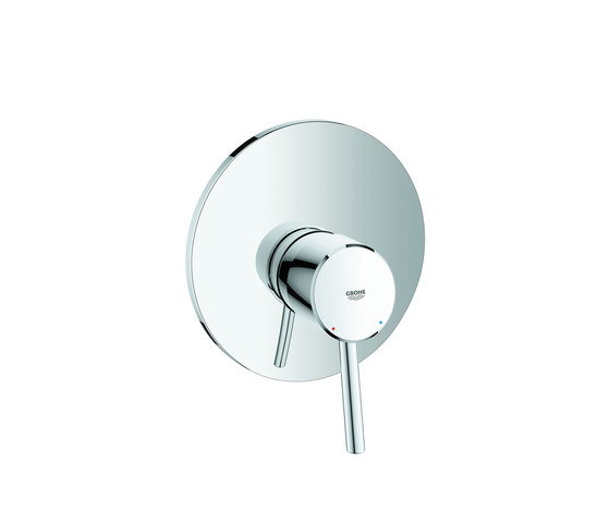 Concetto Single-lever shower mixer by GROHE | Shower controls