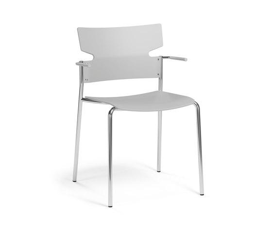 Stack+ chair de Materia   Sillas