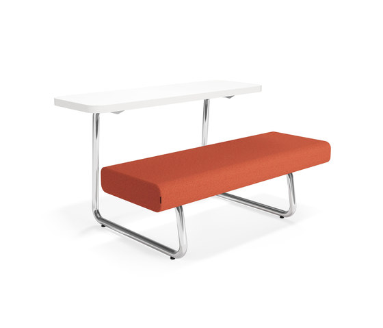 Avant bench by Materia | Waiting area benches