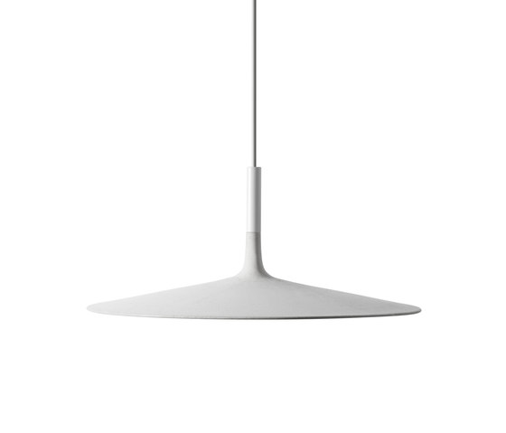 Aplomb Large suspension white by Foscarini | General lighting