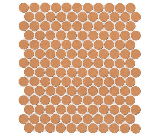 Color Now Curcuma Round Mosaico di Fap Ceramiche | Mosaici ceramica