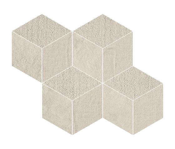 Trame | Lino Cube by Lea Ceramiche | Ceramic mosaics