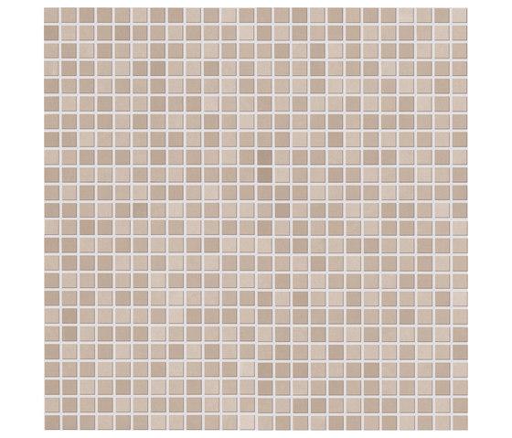 Color Now Tortora Micromosaico di Fap Ceramiche | Mosaici ceramica