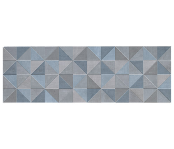 Color Now Tangram Avio Inserto by Fap Ceramiche | Ceramic tiles